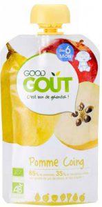 nourriture bébé good-gout-pommes-coing