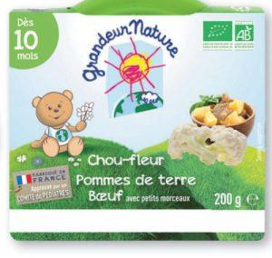 nourriture bébé grandeur-nature-chou-fleur-pommes-de-terre-boeuf