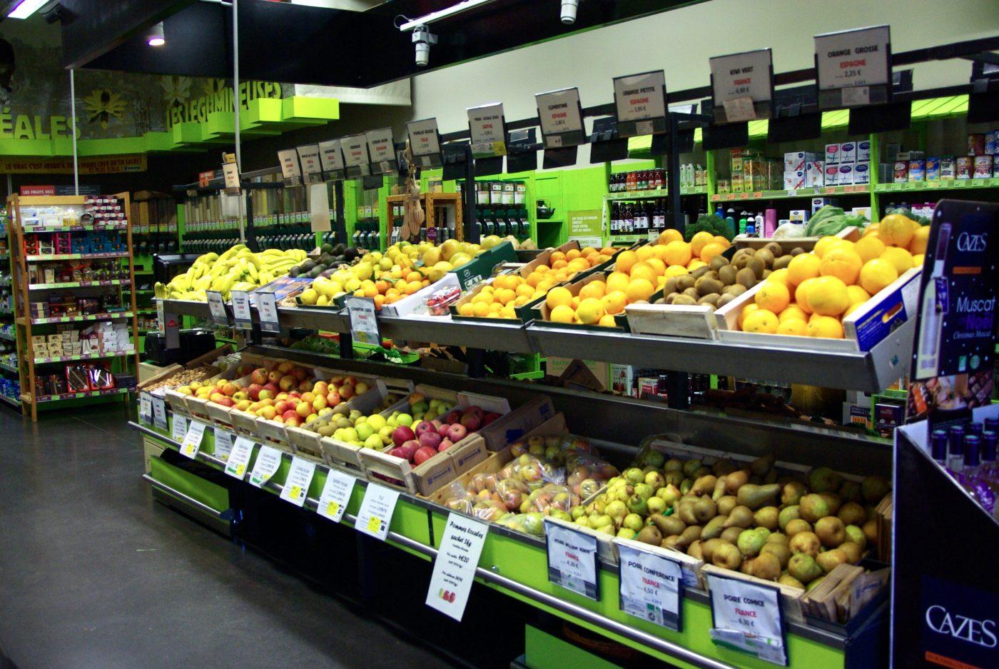 Le Fenouil Biocoop Ruaudin Rayon Fruits Et Legumes 2