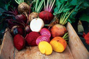 Les légumes insolites