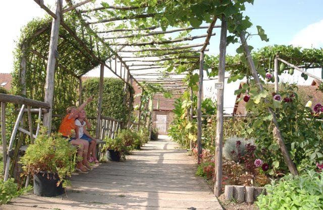 Fête du Jardin à l'Arche de la Nature
