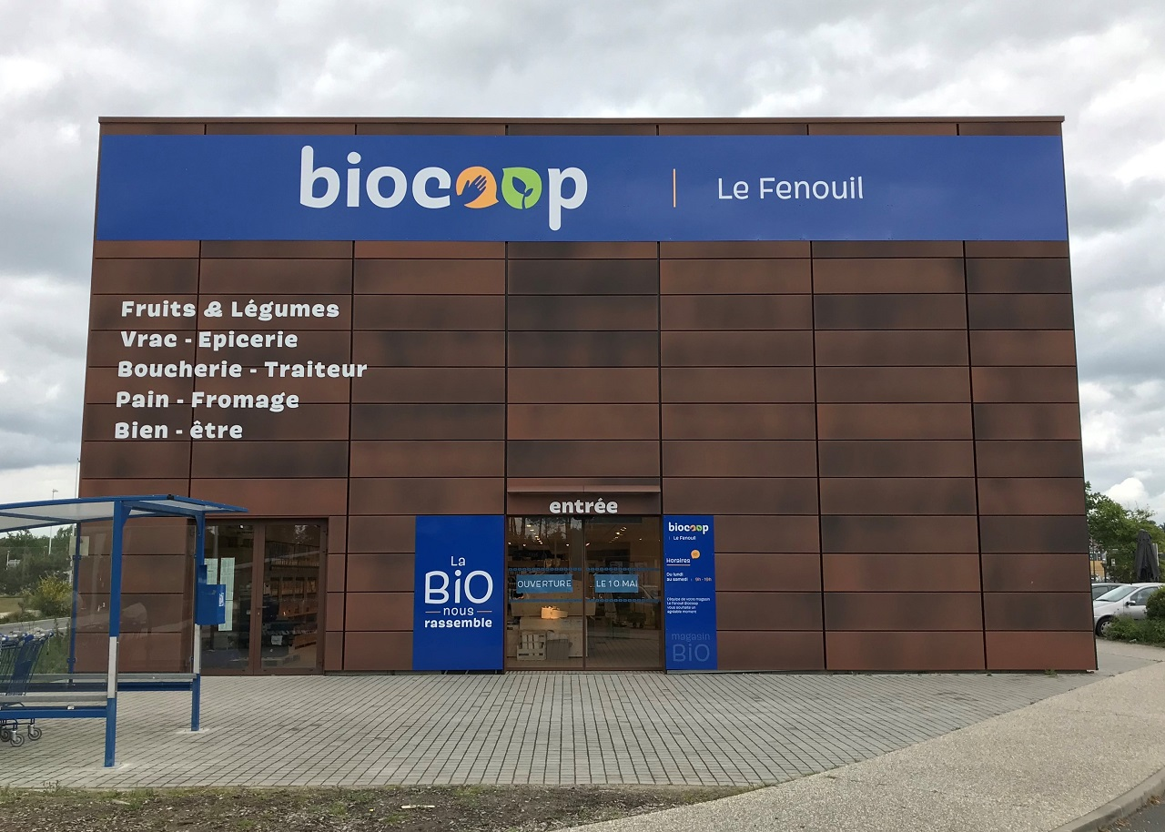 fenouil biocoop antares facade 2
