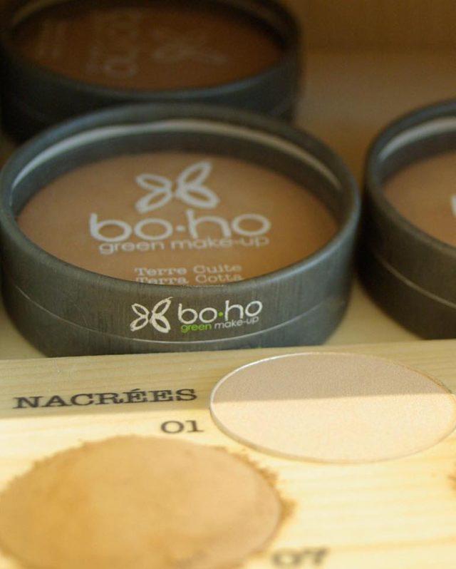 Maquillage bio : Boho Green Make-Up