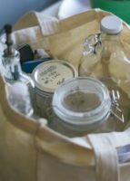 Acheter en vrac #5 : les contenants réutilisables