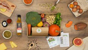 Rutabago x Biocoop, livraison de repas bio