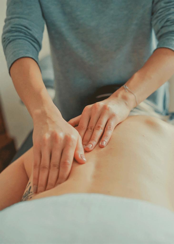 Cabine de soins esthétiques bio massage
