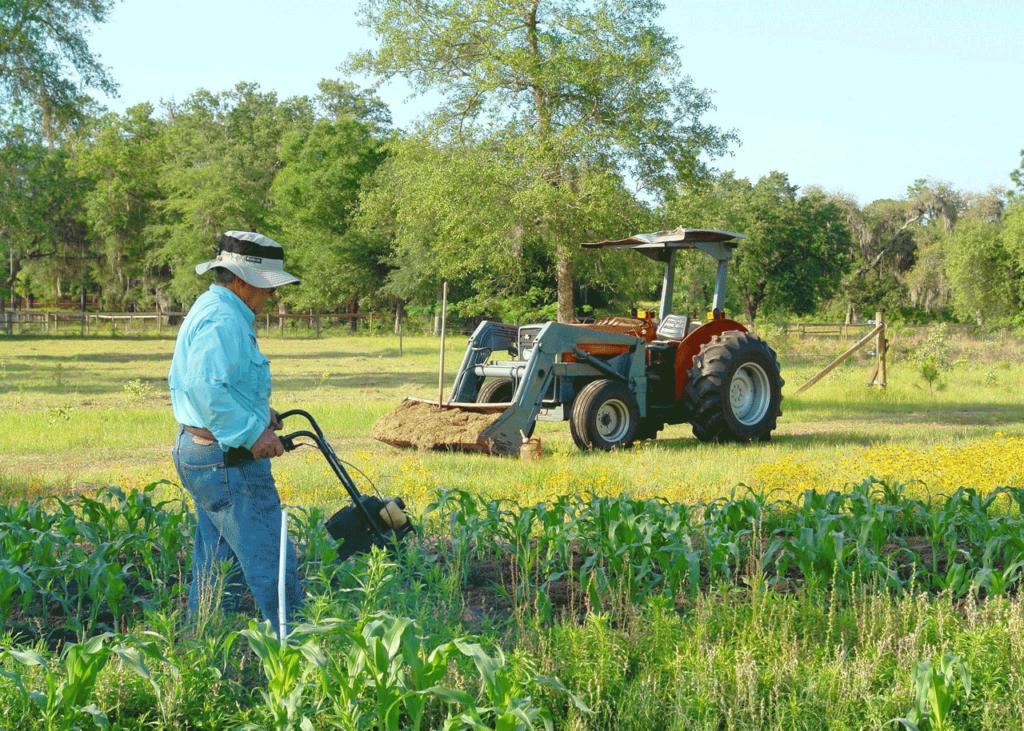 Don militant pour aider les agriculteurs