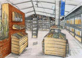 Le Fenouil Allonnes, un nouveau magasin bio en 2021