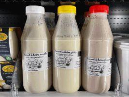 Ferme de Vignolles, produits laitiers bio de vaches Jersiaises
