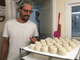 Ferme de la Basse-Beuvrie, fromages de chèvre bio